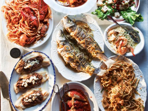 The feast of seven fishes