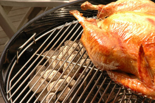 BBQ'ing your Christmas dinner