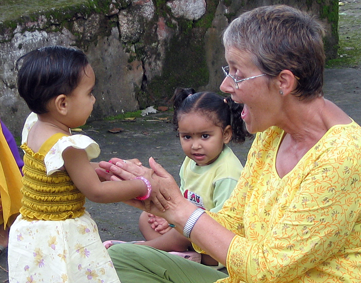 Child Care Project in India
