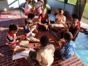 Invaluable Teaching Experience in Fiji