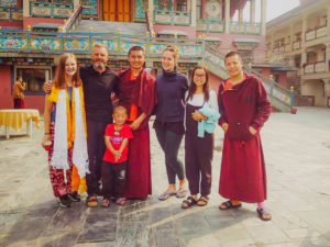 Quarantined in Nepal – Blessings in Disguise