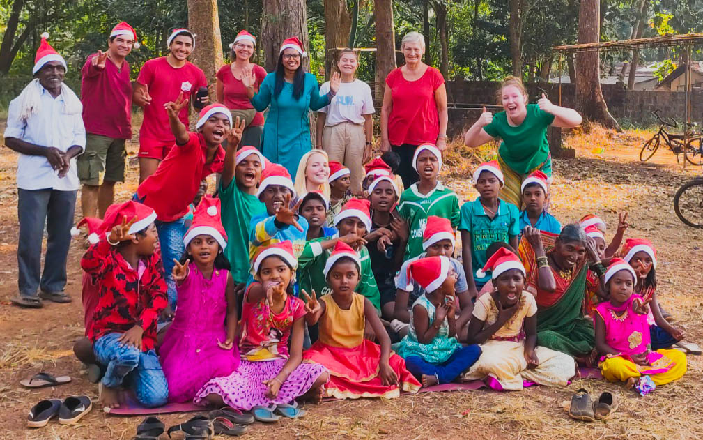 Christmas Time in India